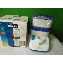 Calienta biberones y esterilizador Chicco Night day segunda mano
