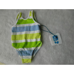 Bañador rayas croc tuc tuc 6 meses