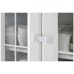 Cierre seguridad para armarios y vitrinas
