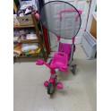 Silla y triciclo para bebés evolutivo  3x3 Junior Sky segunda mano