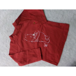 Camiseta Winnie 6-9 meses a estrenar