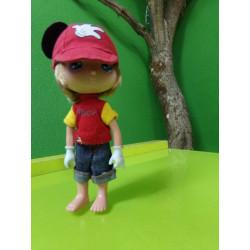 Muñeca I love Minnie Mouse