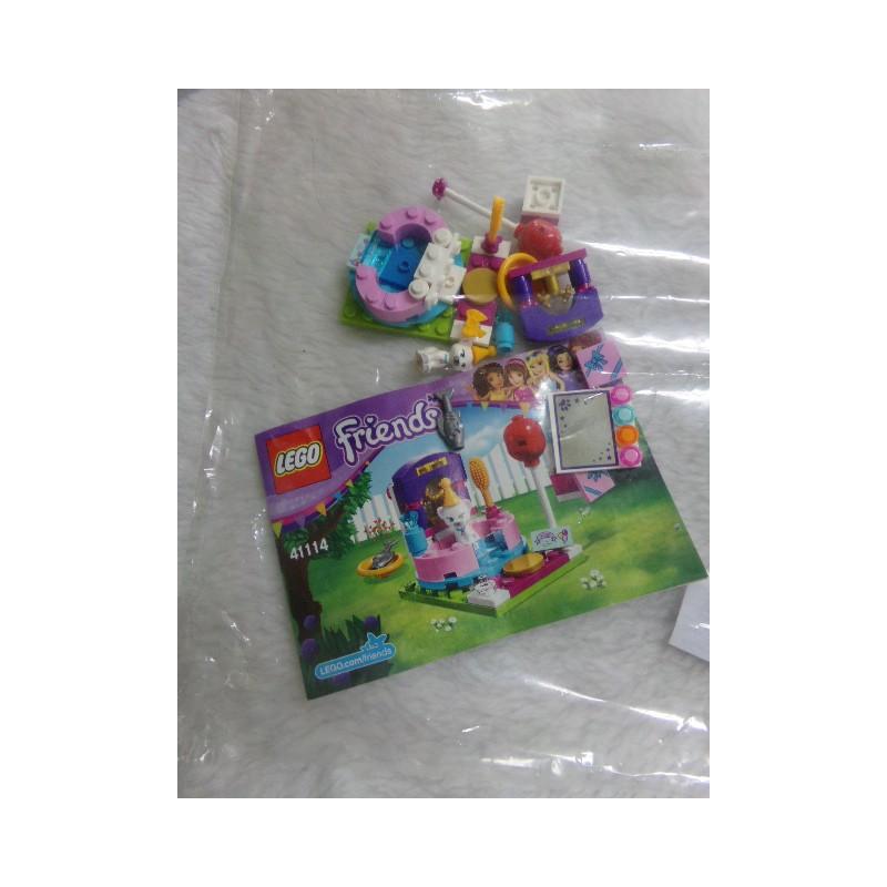 Fiesta de moda Lego. Segunda mano