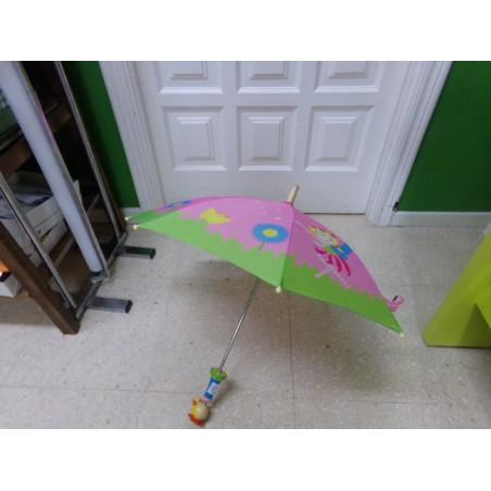 Paraguas niña