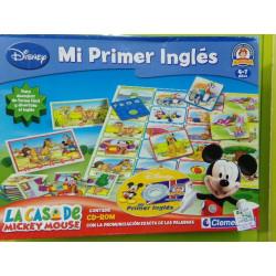 Mi primer inglés de la casa de Mickey Mouse