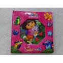 Cuento puzzle Dora la Exploradora