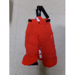 Pantalon nieve rojo 4 años