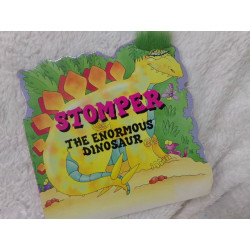 STOMPER the enormous dinosaur