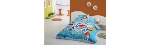 Edredones, colchas, fundas de camas infantiles de 90