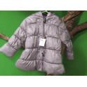 Plumífero gris Zara 24-36 meses