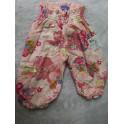 Pantalón de micropana Kenzo. Talla 12 meses. Segunda mano