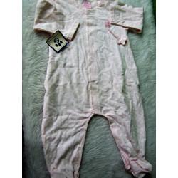 Pijama de verano talla 6 meses. Tuc Tuc. A estrenar