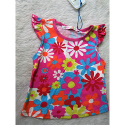 Camiseta flower outlet tuc tuc