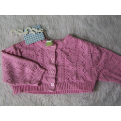 Bolero tricot cherries outlet tuc tuc