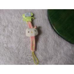 Pinza de chupete Hello Kitty. Segunda mano