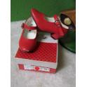 Zapatos flamenca T25 segunda mano