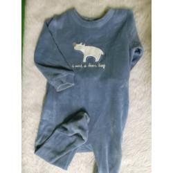 Pijama talla 9-12 meses. Segunda mano