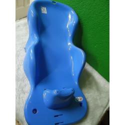 Hamaca de baño evolutivo anatomy azul segunda mano