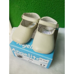 Zapato bebe n17. Angelitos. A estrenar