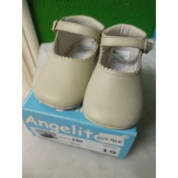 Zapato bebe n18. Angelitos. A estrenar