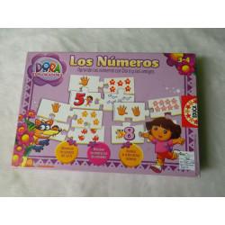 Los números de Dora. Educa. Segunda mano