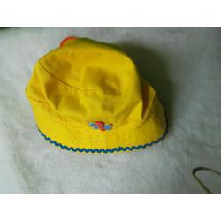 Gorro amarillo 3-4A segunda mano
