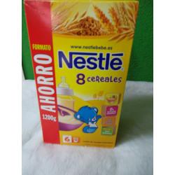 Nestle 8 cereales 1200gr
