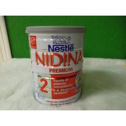 Nidina premium 2 leche de continuación