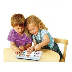Educa Touch junio aprendo el alfabeto inglés
