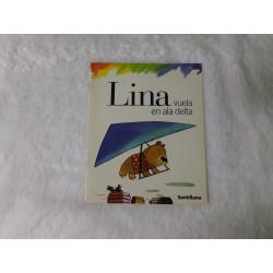 Lina vuela en ala delta. Segunda mano