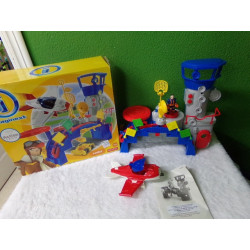 Imaginext Fisher Price aeropuerto segunda mano