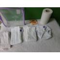 Cobertor set de pañal bambino mio segunda mano