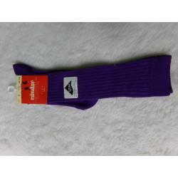 Calcetines condor morados Talla 8 32-35