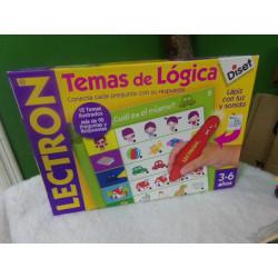 Electron- temas de logica