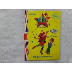 MAGIC HOMEWORK: KIKA SUPERWITCH