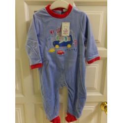 Pijama invierno 12 meses a estrenar