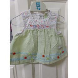 Camisa niña  baby submarine 3 meses tuc tuc