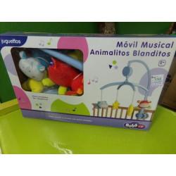 Movil de cuna Bebe Vip Animalitos. Segunda mano