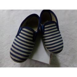 Zapatillas loneta N26. Segunda mano