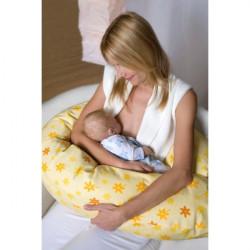 ojin de embarazo y lactancia Theraline 190 cm  SEGUNDA MANO