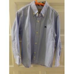 Camisa Burberry 4 años