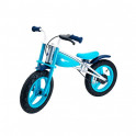 Bicicleta azul sin pedales. Imaginarium. Segunda mano