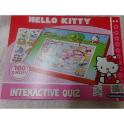 Juego Hello Kitty. Segunda mano
