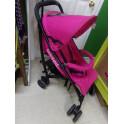 Silla de paseo Bebedue color rosa. Segunda mano