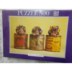 Puzzle  500 piezas. A estrenar