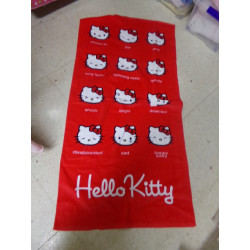 Toalla Hello Kitty. Segunda mano