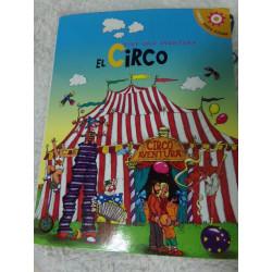 Vive una aventura del circo. Segunda mano