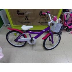"""Bicicleta Los descendientes 20"""". Segunda mano"""