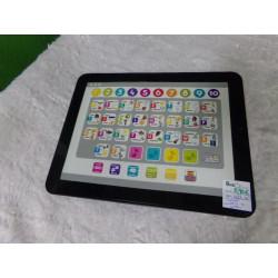 Tablet de números y letras. Segunda mano