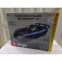 Maqueta Dodge Viper. A estrenar